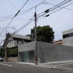 Exterior View (Images Courtesy Kazunori Fujimoto)