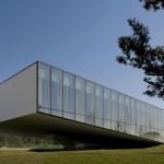 Side View (Images Courtesy FG+SG - Fotografia de Arquitectura)