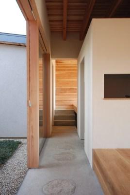 Bedroom from  doma (Image Courtesy Mitsutomo Matsunami)