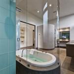 Malibu Beach House Master Bathroom