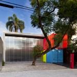 Exterior View (Images Courtesy Pedro vannucchi)