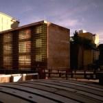 Exterior View (Image Courtesy Fernando Cordero)