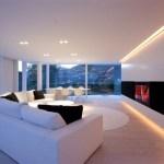 Interior View (Images Courtesy Jacopo Mascheroni)