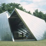 Serpentine Gallery Pavilion 2001 Designed by Daniel Libeskind with Arup Photo © 2007 Hélène Binet