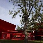 Serpentine Gallery Pavilion 2010 Designed by Jean Nouvel © Ateliers Jean Nouvel Photograph: John Offenbach