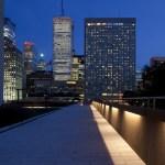 Night View (Images Courtesy Steven Evans and Chris Pommer)