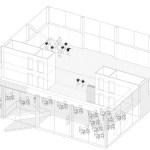 Axo multipurpose hall