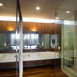 Bathroom cabana (Images Courtesy Patrick Bingham - Hall)