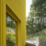 Exterior View (Images Courtesy Åke E:son Lindman)
