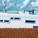 Roof (Image Courtesy Vanja Solin)