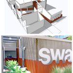 OCA interior renovation for SWA
