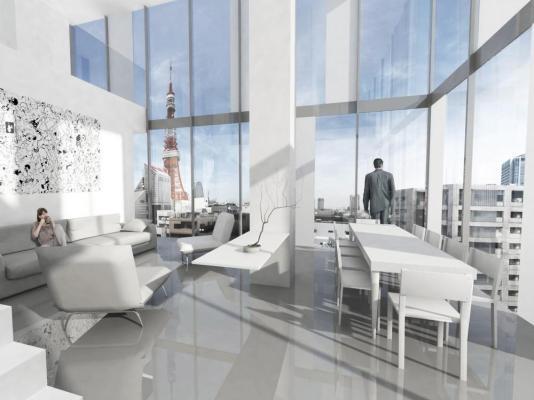 Images Courtesy Frontoffice + François Blanciak Architect
