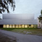 Exterior View (Images Courtesy Rainer Gollmer)