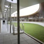 Small yard (Images Courtesy Allard van der Hoek, René de Wit, Snowwhite, LEVS architecten)