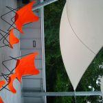Roof Shades (Images Courtesy David Robert-Elliott)