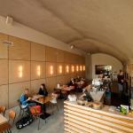 Retail unit, Lokaal Espresso (Images Courtesy Maarten Laupman)
