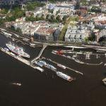 Hamburg River Promenade