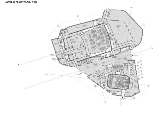 Floor Plan Level 00