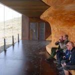 Norwegian Wild Reindeer Center Pavilion