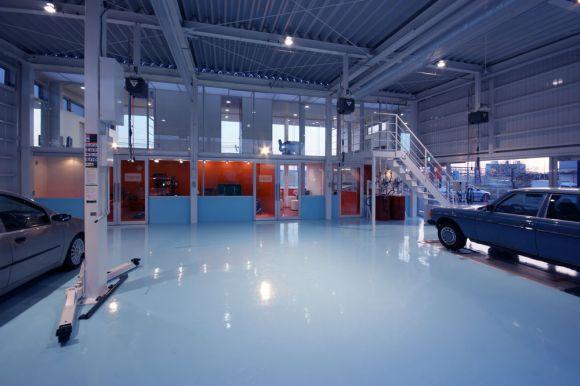 Garage (Image Courtesy Future-scape)