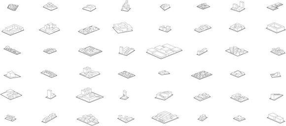 Typologies (Courtesy of Schønherr Landscape and Adept)