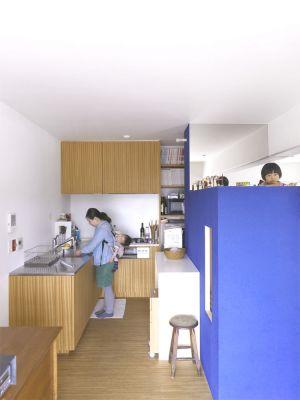 Kitchen (Images Courtesy sadao hotta)