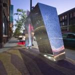 Gordon Square Bus Shelters