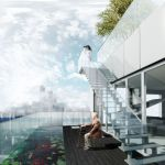 Corner apartment (Images Courtesy MVRDV)