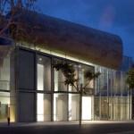 Main Façade and the urban context