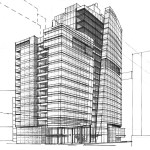 Curtainwall-sketch