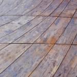Rubberwood Floor (Image Courtesy Luke Yeung)