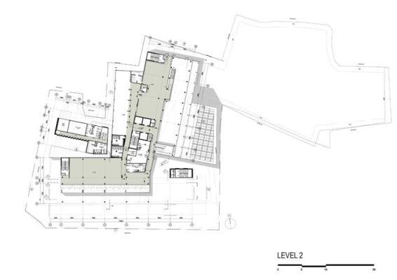 Podium Floor Plan