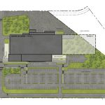 Plan - (c) CCM² - Côté Chabot Morel Architects