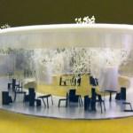 Une Salle de Séjour en Anneau