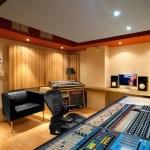 Thompson Studios - Control Room B - Back