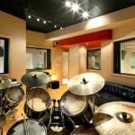 Thompson Studios - Live Room - Drum POV