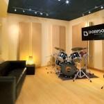 Thompson Studios - Live Room - Drums