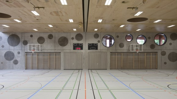 Extension of the Sports Hall