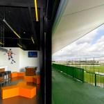 Sportspavilion Zestienhoven-Rotterdam