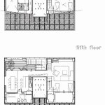 4th and 5th floor plan
