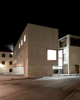 Night View (Images Courtesy Christian Flatscher)