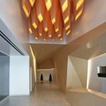 Interior View (Images Courtesy Craig Scott - IwamotoScott Architecture)