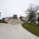 Single House In Bescano