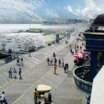 View from Boardwalk Terrace