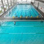 Sport Complex and Swimming Center in Barreiro