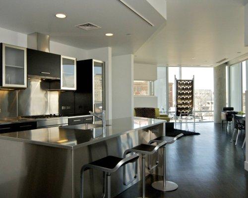 Kitchen (Image Courtesy Corporex)
