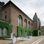 Museum building (Images Courtesy Bitterbredt)