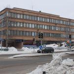OLD TEOSTO OFFICE