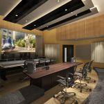 Control Room - Rendering of Berklee 160 Mass Ave