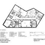 Presentation Drawing of Berklee 160 Mass Ave
